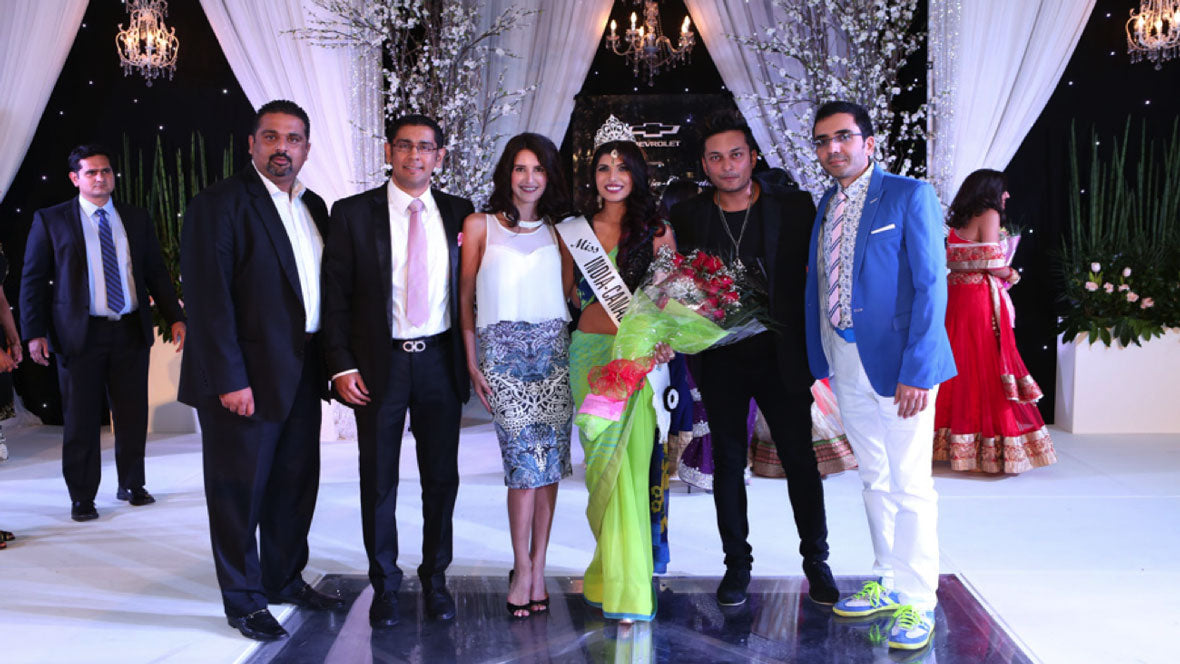 Miss India Canada 2014 Annu Gaidhu