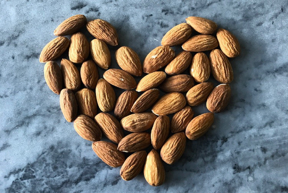 Blend This, Not That! Almond Heart