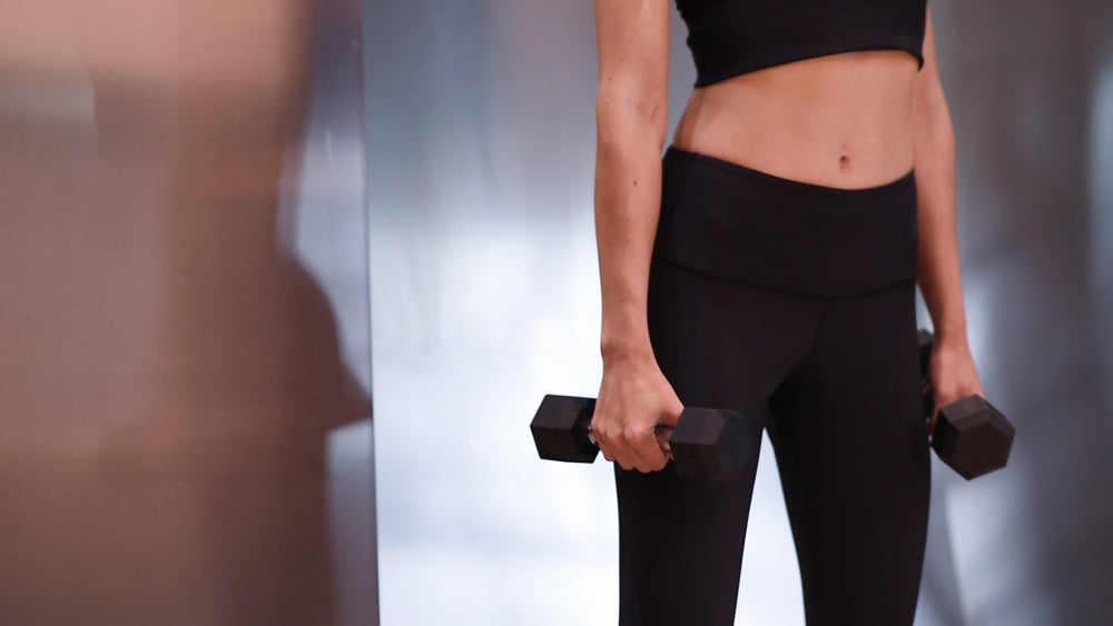 Incorporate Weights Into Your Workout