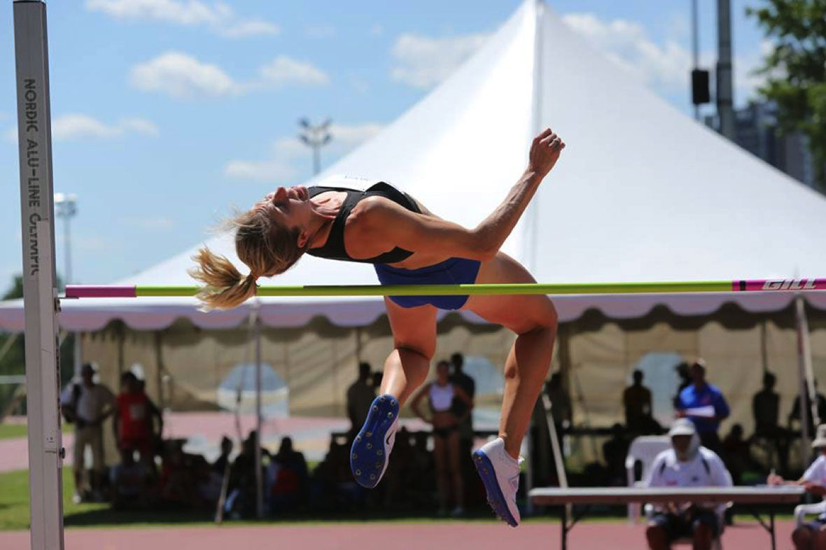 Jillian Drouin High Jump