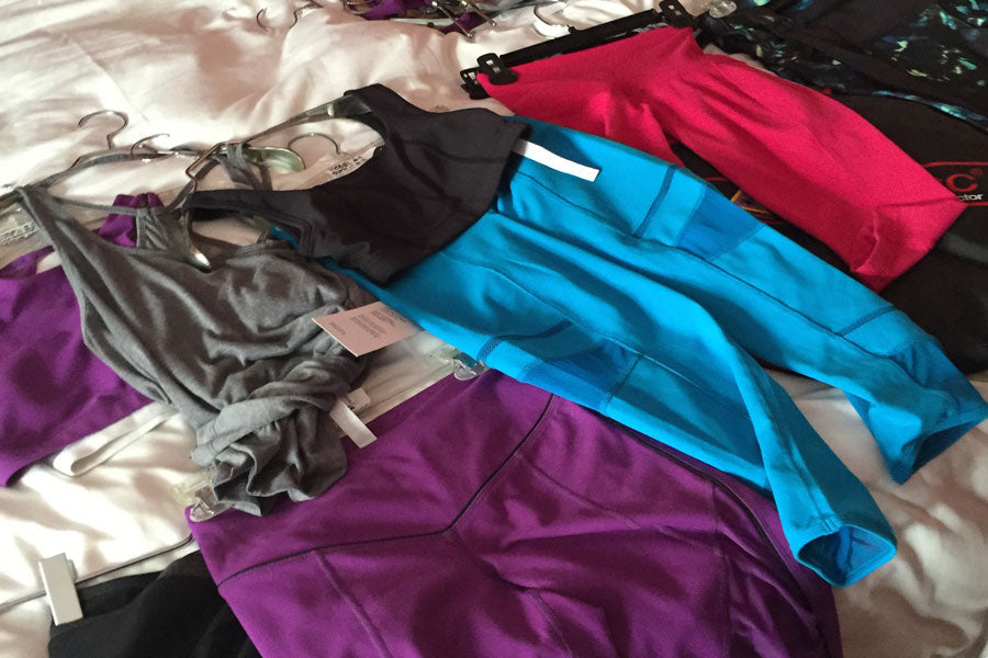 Picking Karma Athletics outfits best for practice yoga anywhere