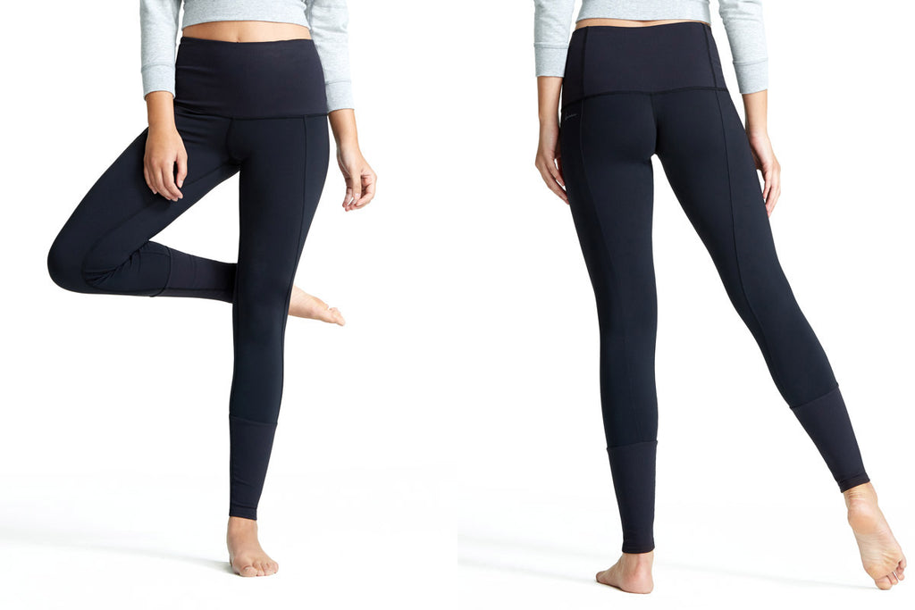 Karma recommended basic Yama Tight for gym fitness