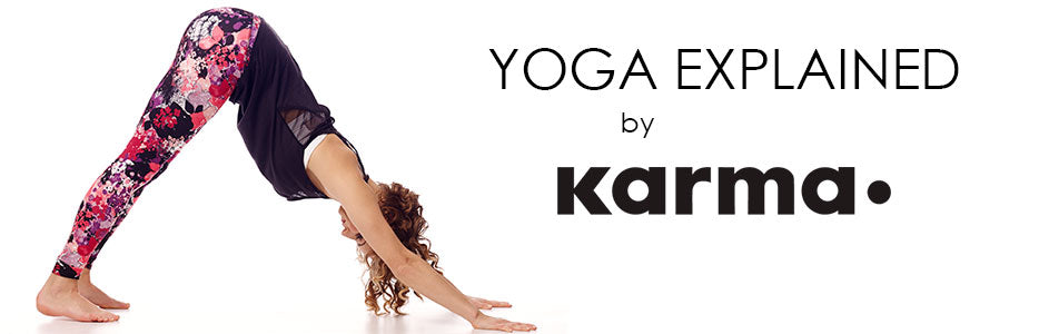 Professional Yoga types explained by Karma Athletics Experts