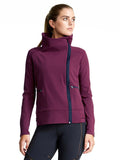 Fig Razia Jacket - Karma Athletics Apres Workout - front