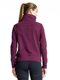 Fig Razia Jacket - Karma Athletics Apres Workout - back