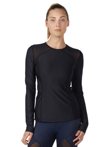 Emma Long Sleeve - Black