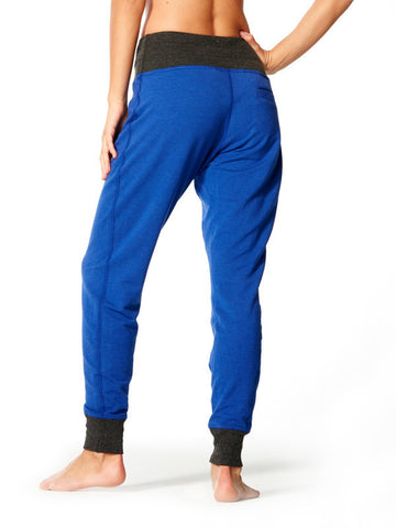Surge Blue Finley Jogger - Karma Athletics Kore - back