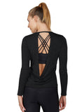 Paloma Sweater - Black back