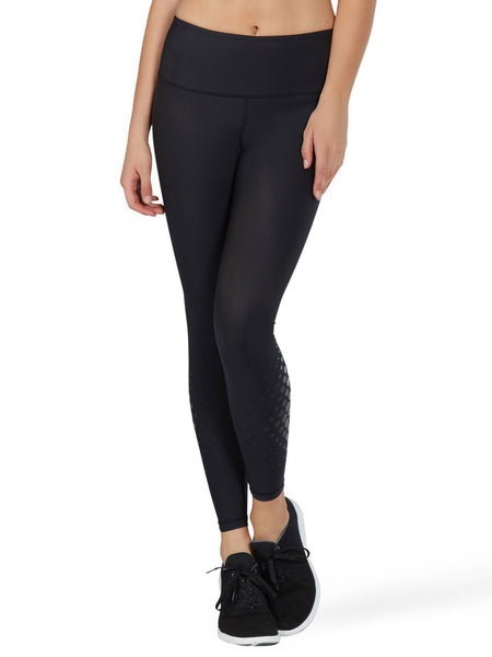KarmaLuxe Rita Tight - Black - Karma Athletics