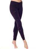 Black Casey Tight - Karma Athletics - front