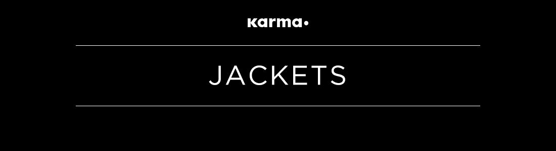 JACKETS by KARMA