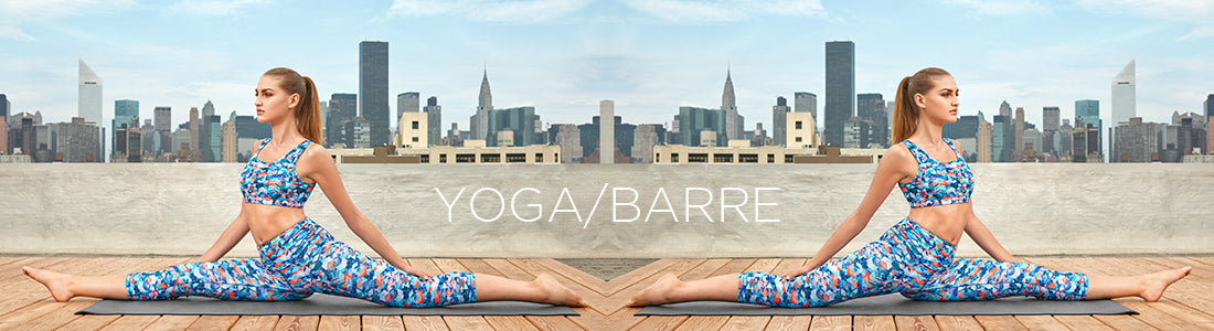 YOGA / BARRE by KARMA