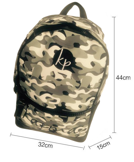 Karma Backpack - Camo