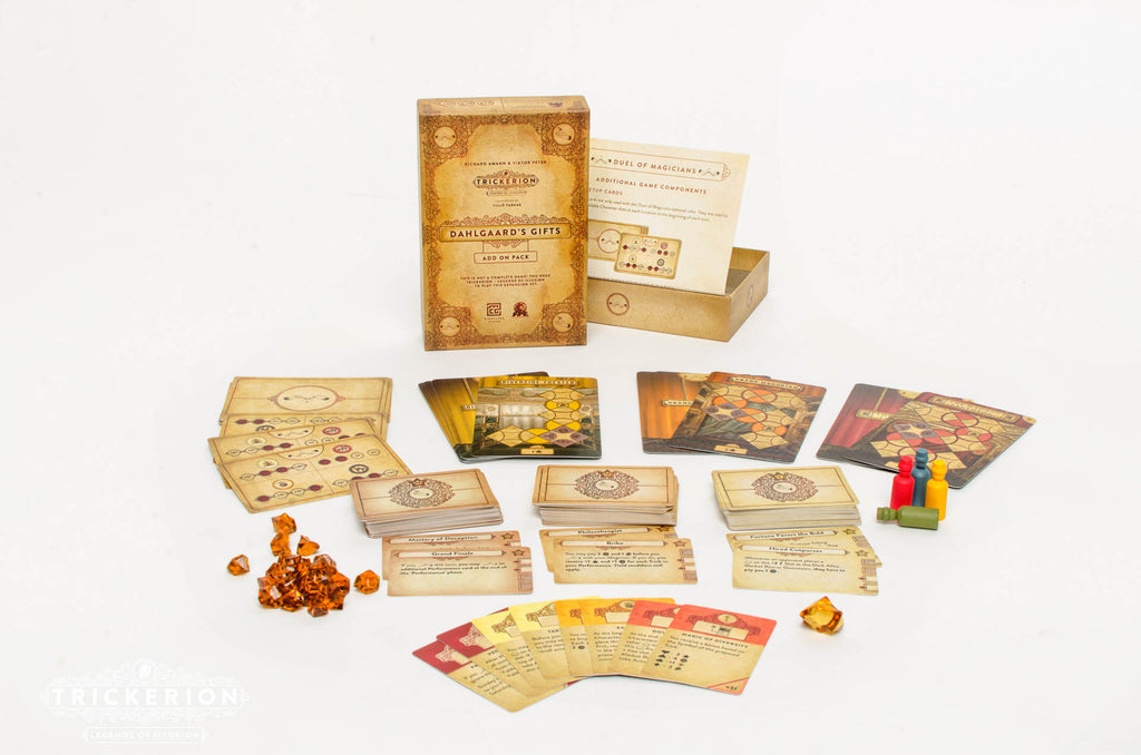 Trickerion - Dahlgaards Gifts