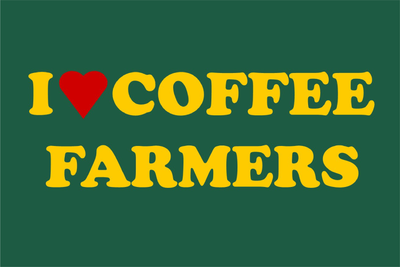 "I ❤️ Coffee Farmers"" Fundraiser"
