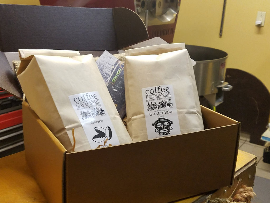 Coffee Exchange Gift Box