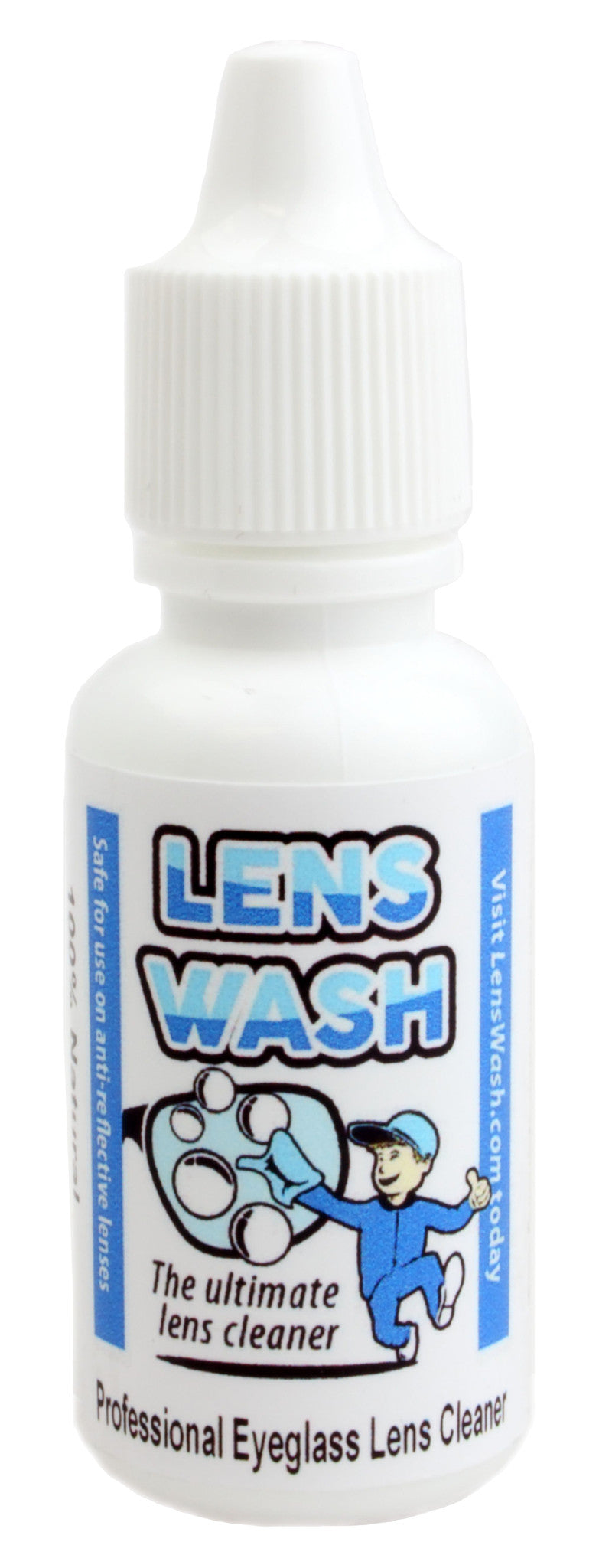 Eye-Max Lens Wash, 15ml solution