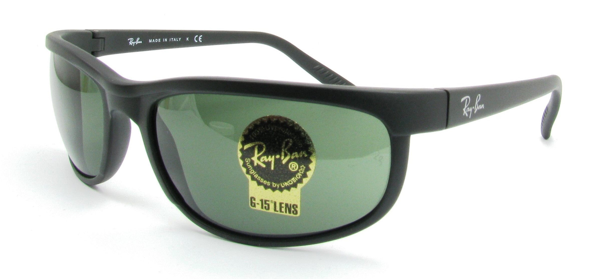 Ray Ban RB2027 Predator 2 Sunglasses