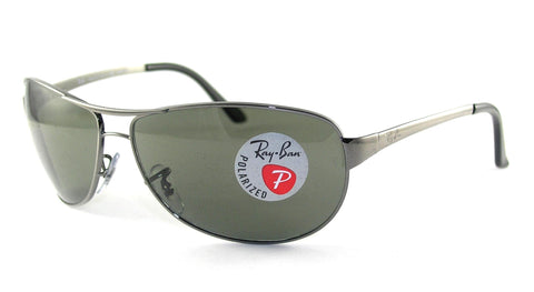 Ray-Ban RB3342 Warrior Sunglasses