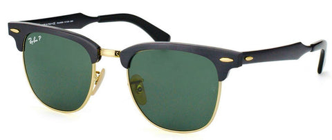 Ray-Ban RB3507 Aluminum Clubmaster Sunglasses
