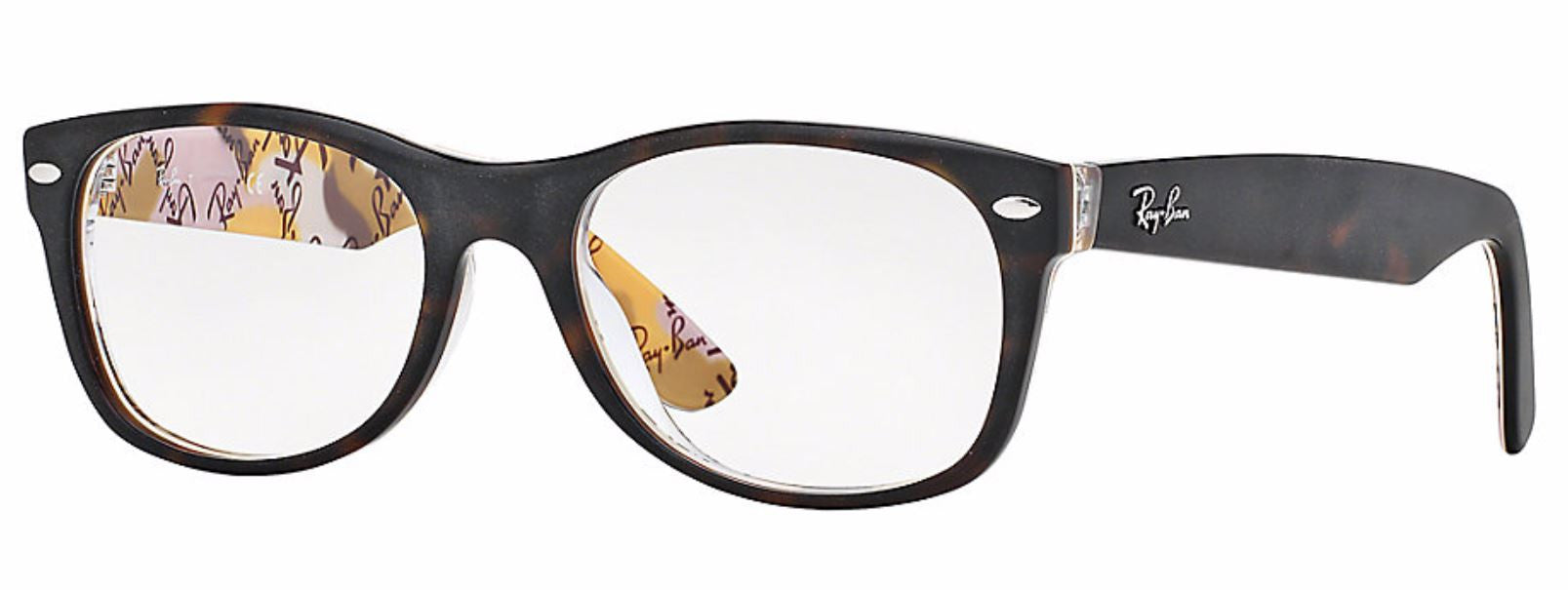 Ray Ban RX5184 New Wayfarer Eyeglasses