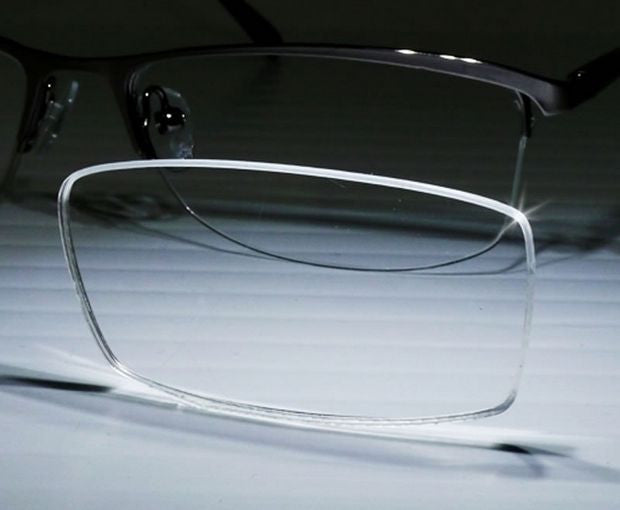 Progressive  Polycarbonate Lenses with Anti-Reflective Coating  ADD $149.95