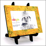 Yellow Magnetic Photo Frame by ColorUpLife