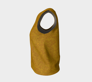 Loose Tank Top - Zen - Mustard
