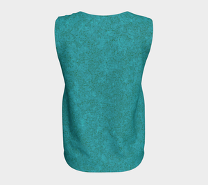 Loose Tank Top - Zen - Dark Teal