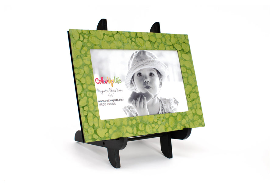 Pear Magnetic Picture Frame by ColorUpLife
