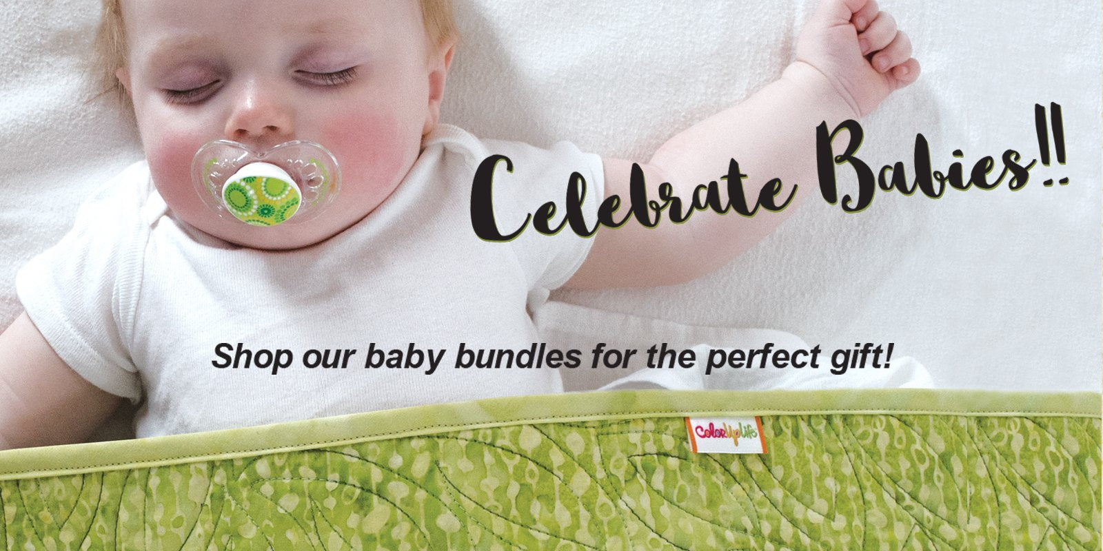 Shop ColorUpLife Baby Bundles