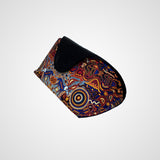 Eyewear Case Huichol Brown