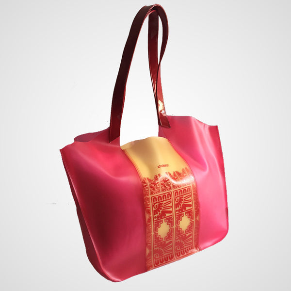 Summer Handbag Manahual Red