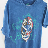 T-Shirt Luchador Blue for Men