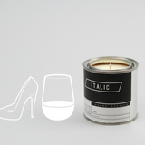 Soy Candle Half Pint 8oz One Night Stand - Cologne, Wine
