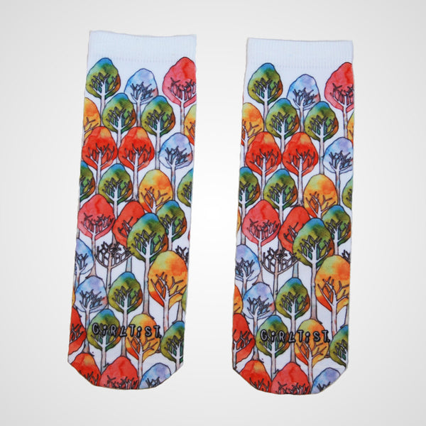 Socks Trees