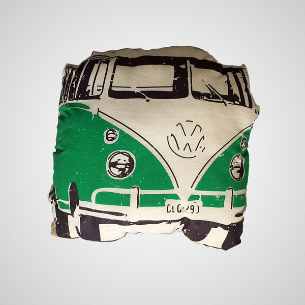 Van Pillow Green