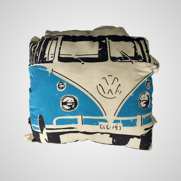 Van Pillow Blue