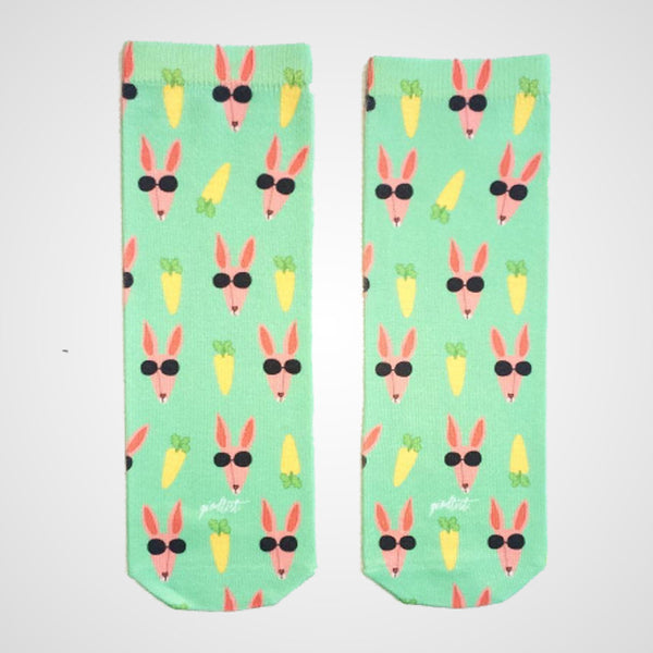 Socks Rabbit Carrot