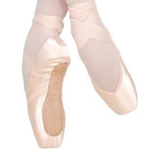 0501 Fouette Pointe Shoes With Drawstring | Dazzle Dancewear Ltd