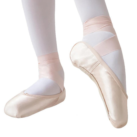 Novice 2007 Pointe Shoes | Dazzle Dancewear Ltd