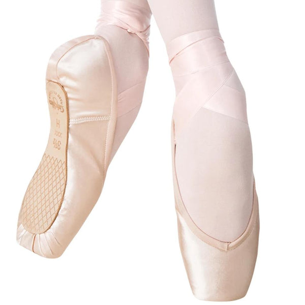 Super Triumph Pre-Arched Pointe Shoes| Dazzle Dancewear Ltd