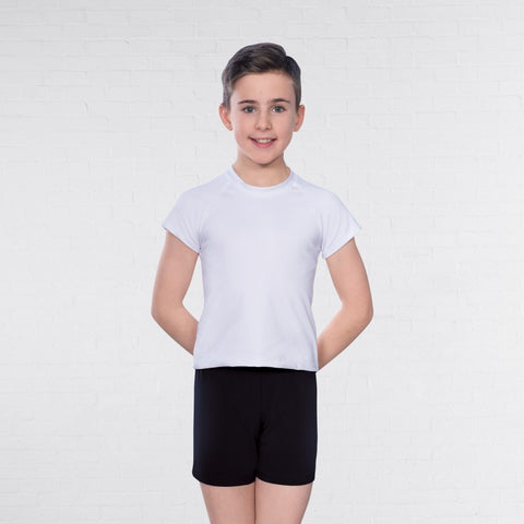 1st Position Boy's Loose Ballet Shorts