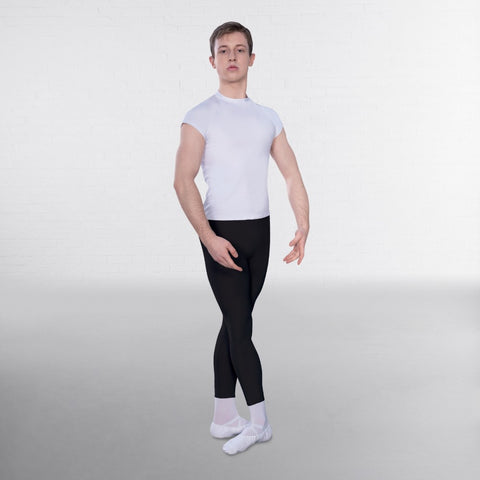 1st Position Male Ballet Dance Leggings
