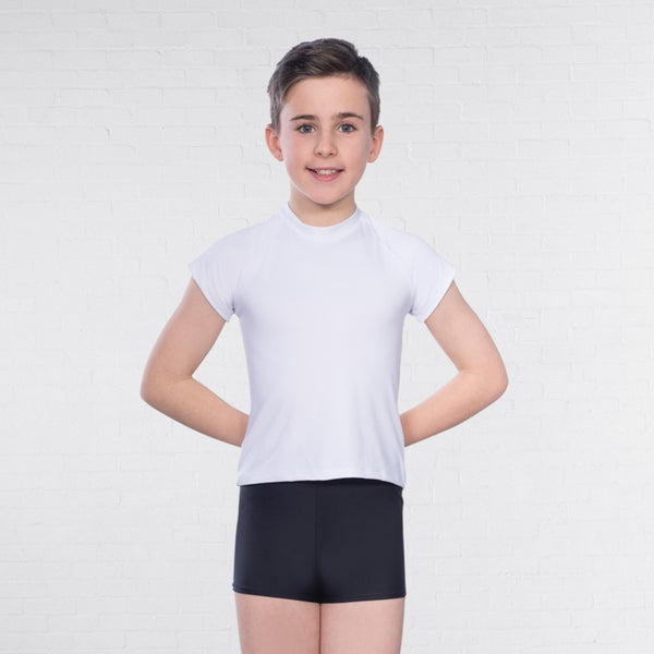 1st Position Male Ballet Dance Shorts - Dazzle Dancewear Ltd