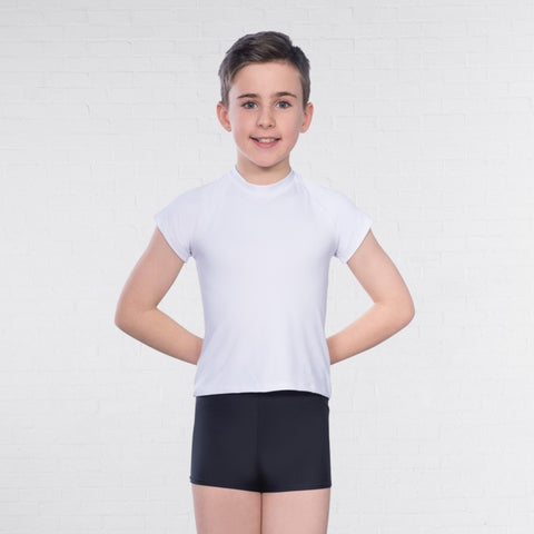 1st Position Male Ballet Dance Shorts