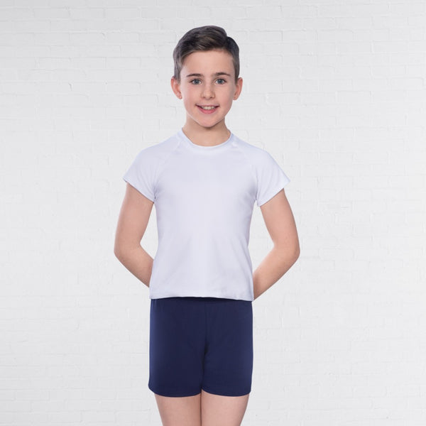 1st Position Boy's Loose Ballet Shorts - Dazzle Dancewear Ltd