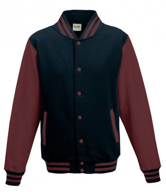 Personalised 'Design Your Own' Varsity Jacket- Adult - Dazzle Dancewear Ltd