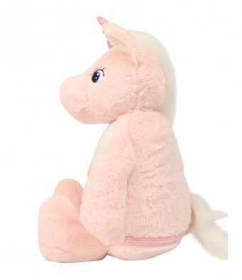 Personalised 'Dazzle Dancewear' Plush Pink Unicorn - Dazzle Dancewear Ltd