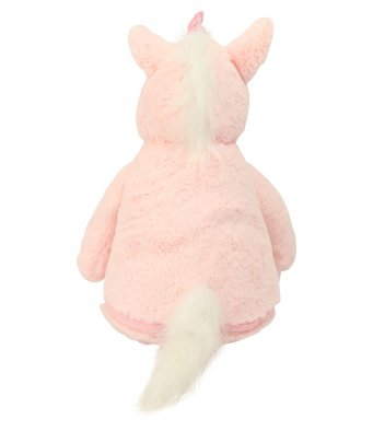 Personalised 'Design Your Own' Plush Pink Unicorn - Dazzle Dancewear Ltd